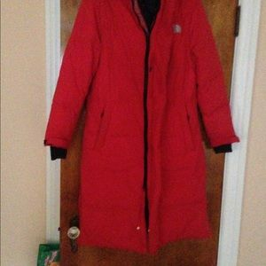 The North Face mountain athletics Puffer jacket XS